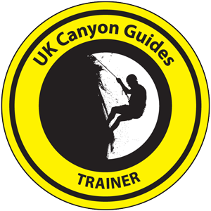 UK Canyon Guides (UKCG) Trainer